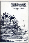 Pasir Panjang School 1967 magazine cover