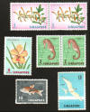 David Papworth - Singapore Stamps